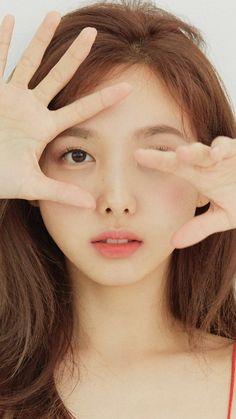 Bad Girlfriend, Eyes Emoji, Nayeon Twice, Im Nayeon, Kokoro, Korean Girl Groups, Asian Girl, Entertainment, Beauty