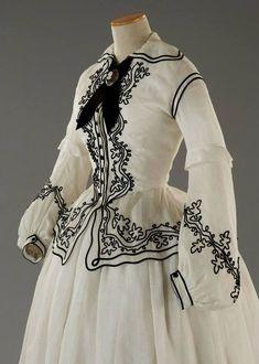 Costume designed by Piero Tosi for Mia Fothergill in Sparrow (Storia di una Capinera) (1993) From Tirelli Costumi
