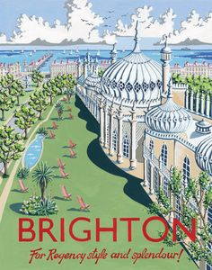 'Brighton Pavilion' - By Kelly Hall