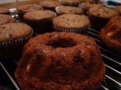 Vegan Muffins: Erdnuss-Kirsch-Schoko (Peanutbutter-Cherry-Choco)