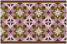 Crotchet Patterns, Lace Patterns, Embroidery Patterns, Cross Stitch Patterns, Intarsia Knitting, Knitting Charts, Knitting Patterns, Fair Isle Chart, Scandinavian Pattern