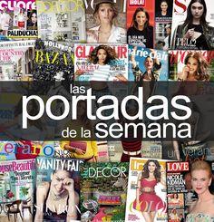 Las #portadas de la semana #Revistas Nicole Kidman, Art Pop, Cover, Books, Magazine Covers, News, Women, Libros, Pop Art
