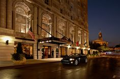 The Hermitage Hotel was named Top 10 best hotels in the nation by U.S. News and World Report in 2011