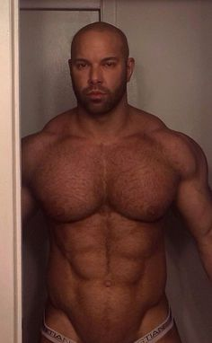 theruskies: OMFG! GORGEOUS! REAL MALE! I Get A Kick Out Of Russian Guys