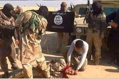 Mass Execution of Iraqi Soldiers & Civilians by ISIS