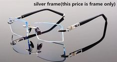 frameless eyeglass frames gold eyeglass frames for men rimless spectacle frames designs Luxury Diamond Cutting Lenses myopia-novahe Titanium Eyeglass Frames, Eyeglass Frames For Men, Designer Glasses For Men, Optical Frames, Mens Glasses, Eyeglasses, Lenses, Luxury, Diamond