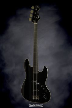 Fender Aerodyne Jazz Bass Black