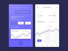 Howdy! Back with another project we're working on currently: the task at hand was to create an easy and accessible, human-centered solution to check for exchange rates. So I came up with this ve...