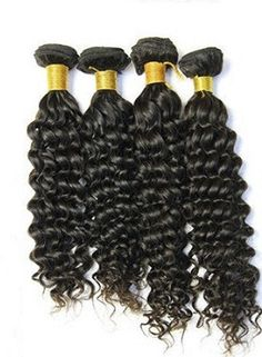 Be sexy, fierce, and all that with our luxury Brazilian Curly Extensions.  Many woman with curly hair find it hard to deal with on a daily basis. Curly extensions seem to be the solution to their problem. No need to worry about excessive frizz  and other problems.  Be at ease with our Brazilian Curly. This curl pattern can be used with heat tools such as flat irons as well with non-heat tools such as flexi-rods. And yes, the curls will revert back!Be Bold Be Daring  Be Seductive...