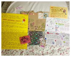 11-05-15 // currently CRYIN' about how cute prisca's letter is !!! i can't wait to write back!