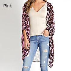 Nouveau Long Cardigan en mailles été vestes Blazer Cover Up Robe Boho Wear Plus Size
