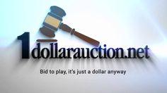 1 Dollar Auction Promo Video