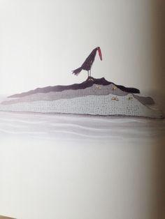 Illustratie van Chih-Yuan Chen uit 'Kiekeboe'