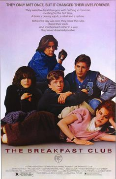 Breakfast Club - another 80's classic!