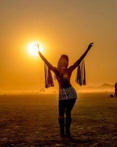 Feel the sun. Be the sun