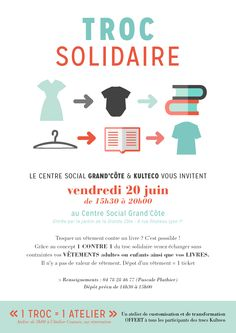 Troc solidaire