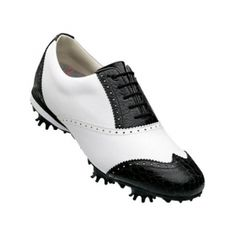 SALE - Womens FootJoy 97217 Golf Cleats White Leather - Was $99.99 - SAVE $10.00. BUY Now - ONLY $89.99