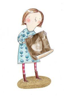 illustrator Leila Rudge