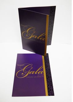 Research Gala 2012/Research Week Conference by Tracey Spates Newell, via Behance