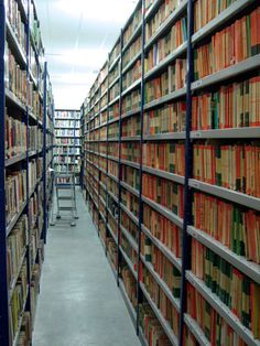 The Penguin book archive has every penguin book ever published in chronological order.