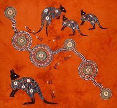 Wandjina Rock Art, Kimberley Australia