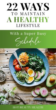 For your health and wellness it's important that you stay healthy and prepare healthy meals even with a busy schedule. Here are 22 healthy eating tips to maintain a healthy lifestyle when working a 9 to 5 job. Healthy Eating Tips, How To Stay Healthy, Healthy Meals, Healthy Recipes, Nutrition Tips, Health And Nutrition, Health And Wellness, Health Fitness, Pre Prepared Meals