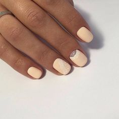 Autumn nails, Beige and pastel nails, Festive nails, Ideas of gentle nails, Lace nails, Lacy nails, Nails ideas 2017, Nails trends 2017