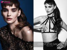 Účesy Christophe Gaillet Identity S/S Identity, Crop Tops, Hair, Women, Fashion, Moda, Fashion Styles, Personal Identity, Fashion Illustrations