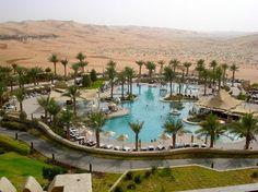 Qasr Al Sarab Desert Resort by Anantara Photo: Pool