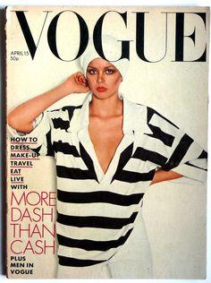 British Vogue April 15th, 1976