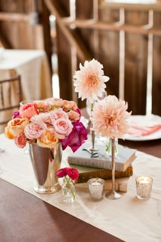 california country chic rustic vintage wedding from cameron ingalls photography