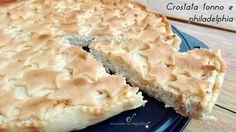 Crostata tonno e philadelphia ricetta super veloce con ingredienti semplici per una torta salata sfiziosa che piace sempre a tutti.