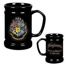 Harry Potter Hogwarts School of Witchcraft and Wizardry Mug