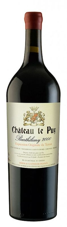 "Château Le Puy ""Barthelemy"" 2004"