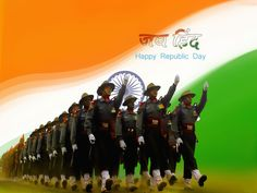 Bharat Darshan - Republic Day Tribute to Indian Army Infantry Regiments.