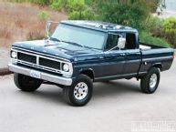 Old Ford Crew Cab Trucks | 1970 Ford F-250 Crew Cab: Low-Budget, High-Value - Diesel Power ...