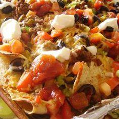 Super Nachos Allrecipes.com