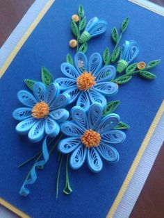 13 Paper Quilling Design Ideas That Will Stun Your Friends – Quilling Techniques Quilling Birthday Cards, Paper Quilling Cards, Paper Quilling Tutorial, Paper Quilling Flowers, Paper Quilling Patterns, Neli Quilling, Quilling Craft, Paper Quilling For Beginners, Quilling Techniques