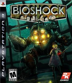 Bioshock!! definitely a fan of the first one over the second!