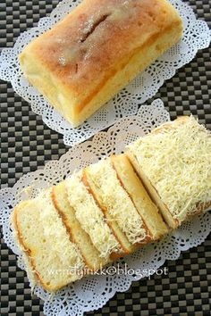 Taisan is a chiffon loaf, that is sugary and buttery, originating from Pampanga. It can be easily found at bakery chains like Goldilocks an...
