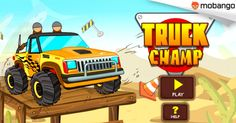 "Drive your truck through the dangerous levels without losing your control, with ""Truck Champ"". By ‪#‎startandroid‬.  Download now: http://www.mobango.com/truck-champ-android/?cid=1901579&catid=10&track=Q106X1777"