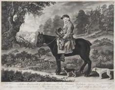 1767 Arthur Wentworth purported to be early relatives of Border Terriers