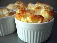 Recetas que quiero cocinar: Soufflé de elote