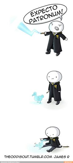 These 275 Funny Comics By Have The Most Unexpected Endings Lustige Comics Harry Potter Comics, Harry Potter Jokes, Harry Potter Fandom, Theodd1sout Comics, Cute Comics, Funny Comics, Funny Cartoons, Funny Memes, Hilarious