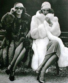 Linda Morand on Left Marie Claire Magazine Paris 1974