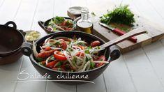 Salade chilienne   Cuisine futée, parents pressés
