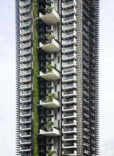 Newton Suites in Singapore by WOHA Architects
