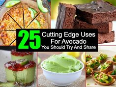 If you can't resist the creamy goodness of avocado, you'll want to check out this compilation of over 25 uses for avocado you should try and share with your friends. From pancakes to pizza, dip to drinks, there are plenty that you can enjoy, discover and make new favorites. With a variety of different ideas …
