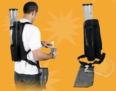 Portable Tap Dispenser Makes You A Walking Barrel Of Cold Brew