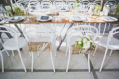 An Indoor-Outdoor Wedding by She Designs